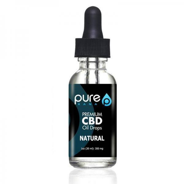 pure kana natural 300mg drops