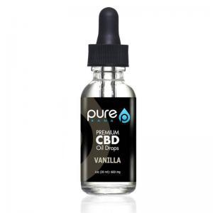 pure kana vanilla 600mg drops