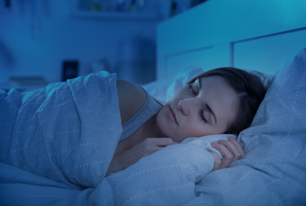 how to get better sleep with CBD